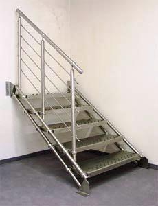 Виготовлення сходів. Сходи на тетівах №3